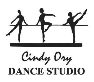 Cindy Ory Dance Studio Square Logo
